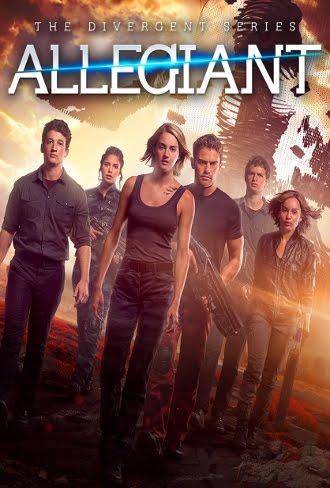 Divergent Allegiant Stream