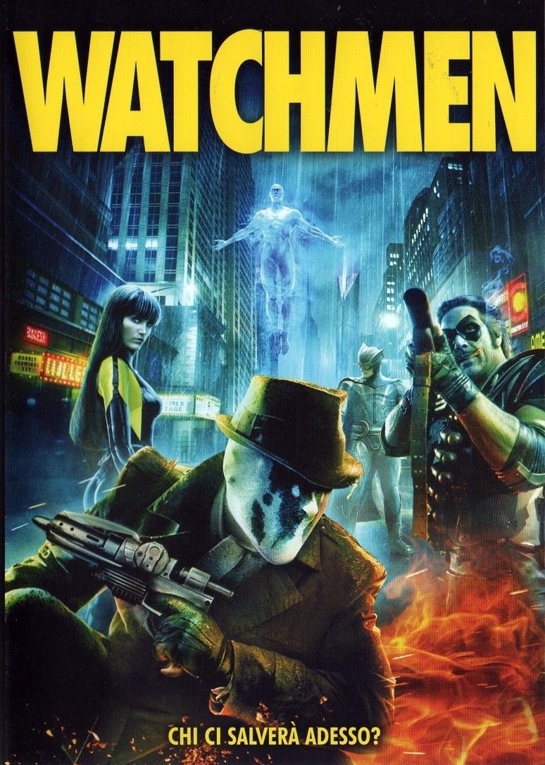 watchmen stream